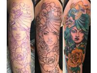 Professional tattoo and good price
