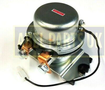 Jcb Parts - Battery Relay For Js Tracked Machines Part No. 71630205