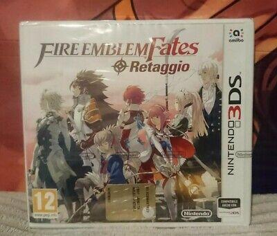 Fire Emblem Fates: Retaggio Nintendo 3DS 2Ds Nuovo Sigillato New Pal ITA