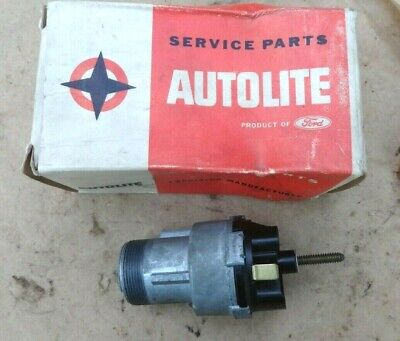 NOS 1965 1966 1967 Ford Galaxie IGNITION SWITCH Original '67 Mustang Cougar