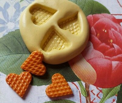 Глинистые формы Mini WAFFLES Flexible Silicone