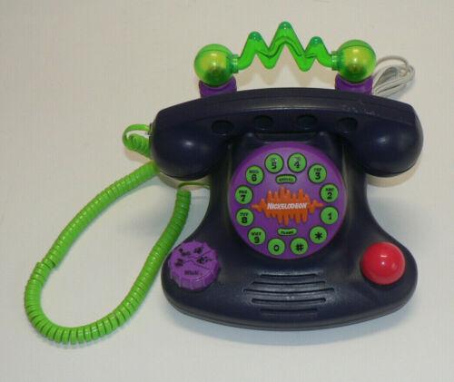 Nickelodeon Talk Blaster Telephone, Vintage 1990