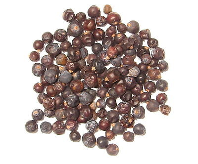 Dried Spices (Juniper Berries, Whole - 4 Ounces - Dried Bulk Brewer Grade by Denver)