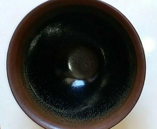 China Song dynasty rabbit hair jianzhan 宋代兔毫建盏 瓷 碗
