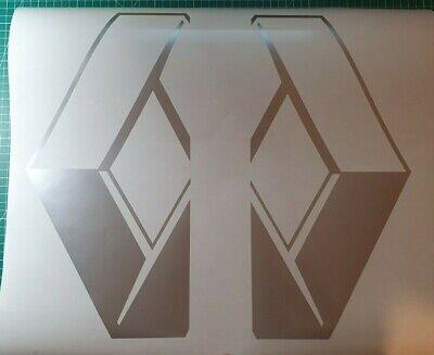 Renault decal set , sticker  for Cars, Vans, Trucks etc.