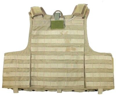 "Eagle Industries SFLCS MJK Khaki MARCIRAS Vest Large ""C"" SEAL NSW MBAV CIRAS SF for sale  Knoxville"