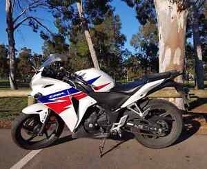 2014 Honda CBR 250R ABS St Peters Norwood Area Preview