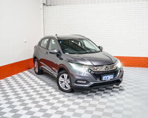 2019 Honda HR-V MY20 VTi-S Grey 1 Speed Constant Variable Hatchback