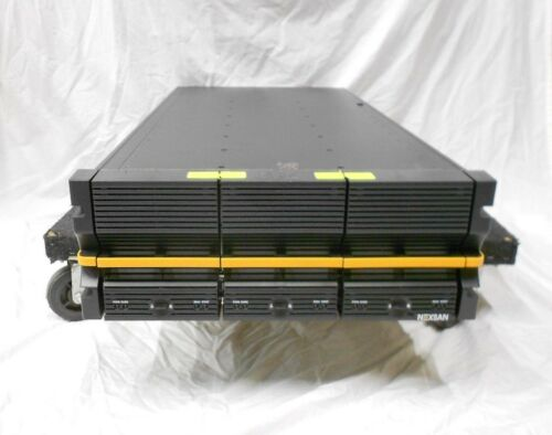 Nexsan E60X Dual Controller 60 Bay SATA / SAS HD SAN E18 E48 E60 Expansion Array