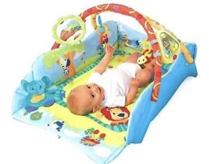 Bright starts 5 in 1 musical activity gym.