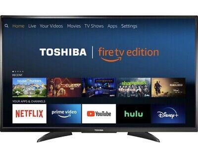 "NEW Toshiba 49"" 50"" LED 2160p 4K SMART FIRE EDITION ULTRA HDTV 2019 LATEST MODEL"