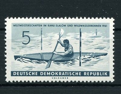 DDR 838 ** - WM Kanuslalom