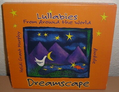 Lullabies From Around The World Dreamscape COMPLETE! Music CD Heidi Grant Murphy