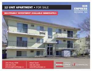 828 Empress Street, Rosemont - 12 Unit Multifamily Property for