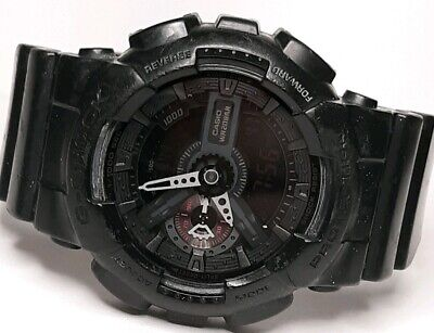 Casio G-Shock-Water-Magnetic-Resistant Multifunction BIG FACE Diving Mens Watch for sale  Shipping to Canada