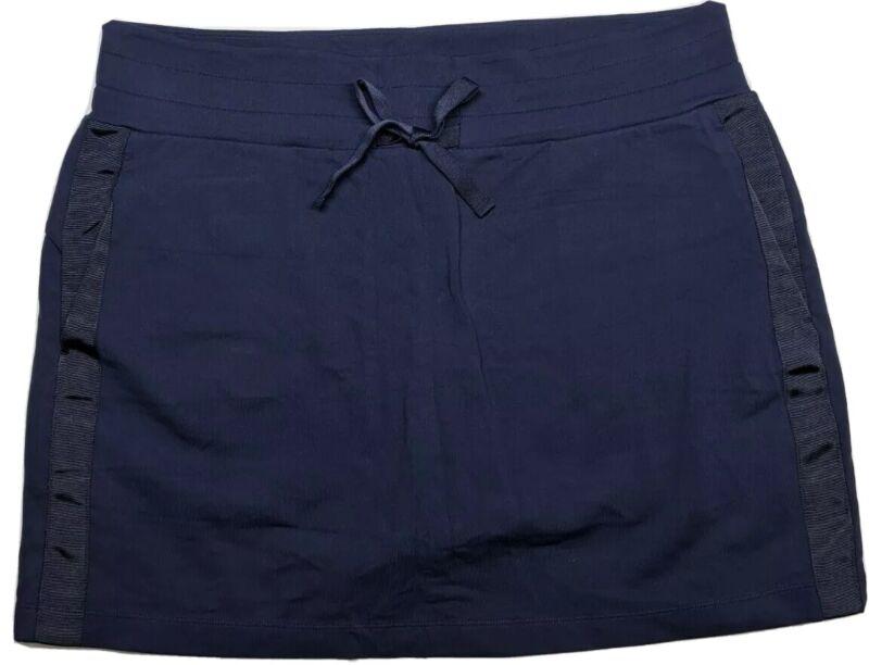 Athleta Metro Downtown Athletic Skirt Short