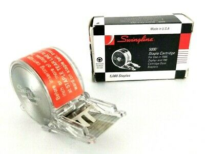 Swingline Staple Cartridge 30-sheet Capacity 5000box 50050