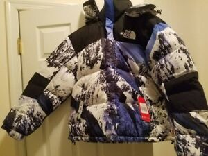 Supreme The North Fave Tnf Baltoro Winter Jacket sz M
