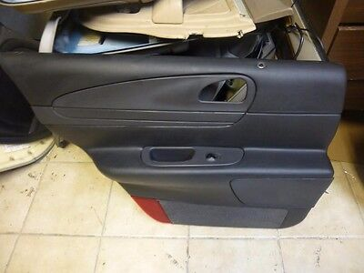 used lincoln continental interior door panels parts for sale. Black Bedroom Furniture Sets. Home Design Ideas