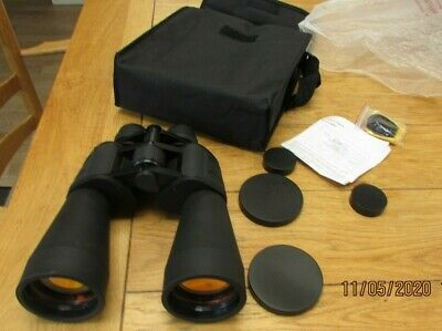 Sakura Zoom Binoculars 10-90 X 80 mm - Boxed NEW & UNUSED Strap , Covers etc