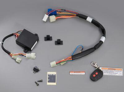 Yamaha Ef4500ise Ef6300isde Generator Quickstart Remote Control Starter Kit