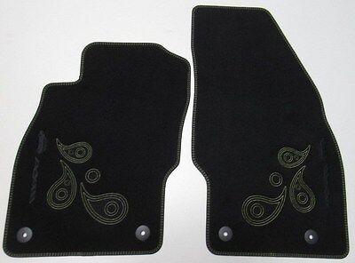 OpeI Adam Fußmatten Paisley Design Original Matten 1723173 Autoteppich Velours ()