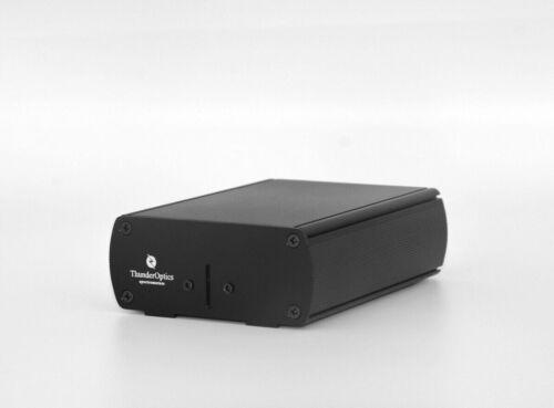 Mini USB Spectrometer Spectromètre Spektrometre - Alluminum case