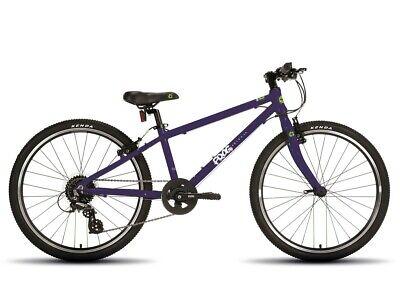 Frog Hybrid 62 Bike 24'' Wheel - Purple