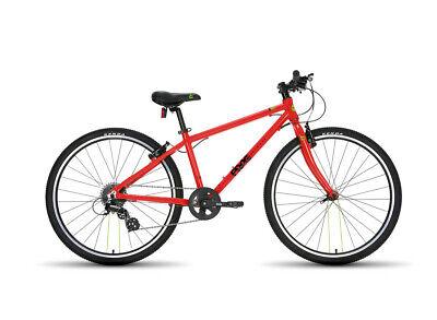 Frog Hybrid 69 Bike 26'' Wheel - Red
