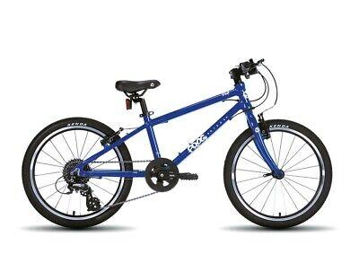 Frog Hybrid 55 Bike 20'' Wheel - Electric blue