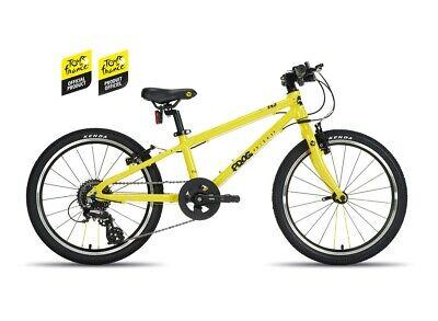 Frog Hybrid 52 Bike 20'' Wheel - Yellow TDF