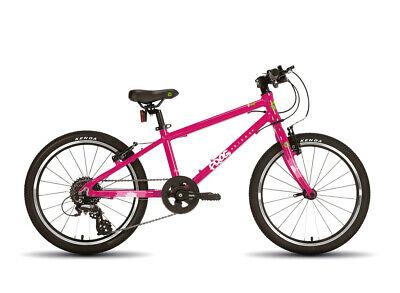 Frog Hybrid 55 Bike 20'' Wheel - Pink