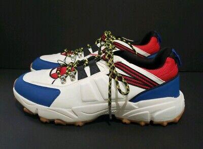 Zara Men's Multicoloured Trekking Sneakers Size EU 43 / US 10 [5360/302/202] NWT