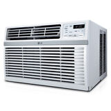 LG LW1014ER - 10,000 BTU Window A/C: Remote & Window Accessories Included