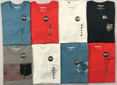 Men's Hurley Modern Fit Premium Tee Pocket T-Shirt