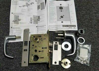 Best Lockdoor Hardware Mortise 30h Lockset Security Lever