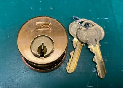 Russwin 5 Pin Mortise Lock Cylinder - New Old Stock - Locksmith Locksport
