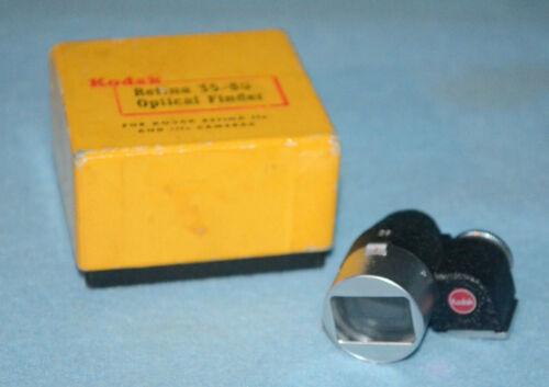 Kodak Retina 35-80 Optical Finder - Near Mint