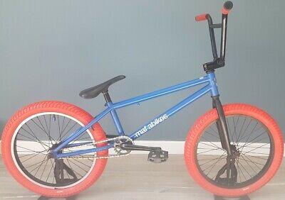 "Mafia Mafiabikes Kush Custom BMX BIKE 20"" Wheels Blue Red Black Free UK Delivery"