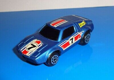 Tintoys 1 Loose W.T. 907 Maserati Bora Blue Pullback Friction
