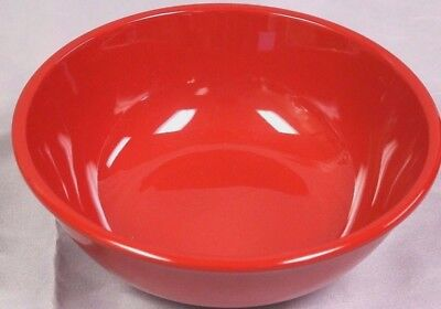 - Man Size 24 OZ BOWL Heavy Weight Melamine RICE MENUDO CEREAL SOUP CHILI 5 Colors