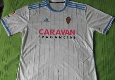 Camiseta Shirt Maillot Trikot REAL ZARAGOZA Season 2019 Size XL new LFP...