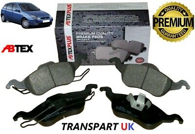 FORD FOCUS MK1 FRONT BRAKE PADS SET PETROL DIESEL 98 TO 05 PREMIUM QUALITY