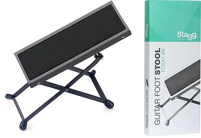 Stagg Guitar Foot Stool - FOS-A1 BK