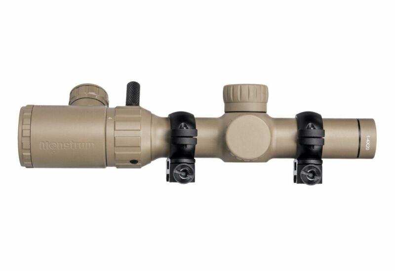 Monstrum 1-4x20 Tactical Scope