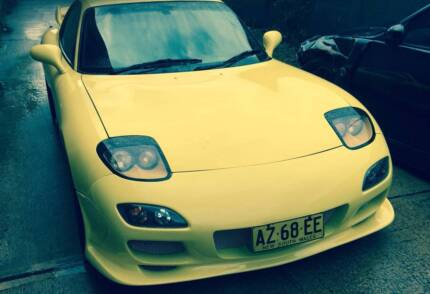 2001 Mazda RX7 Coupe City North Canberra Preview