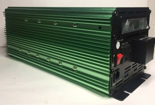 EDECOA Power Inverter 3000W dc 24V to ac 110 120V
