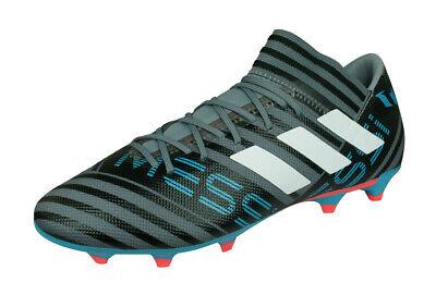 adidas Nemeziz Messi 17.3 FG Mens Firm Ground Football Boots Grey