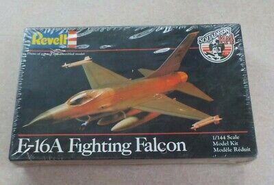 Revell 1:144 F-16A F-16 A Fighting Falcon Plastic Model Kit 1041U SEALED