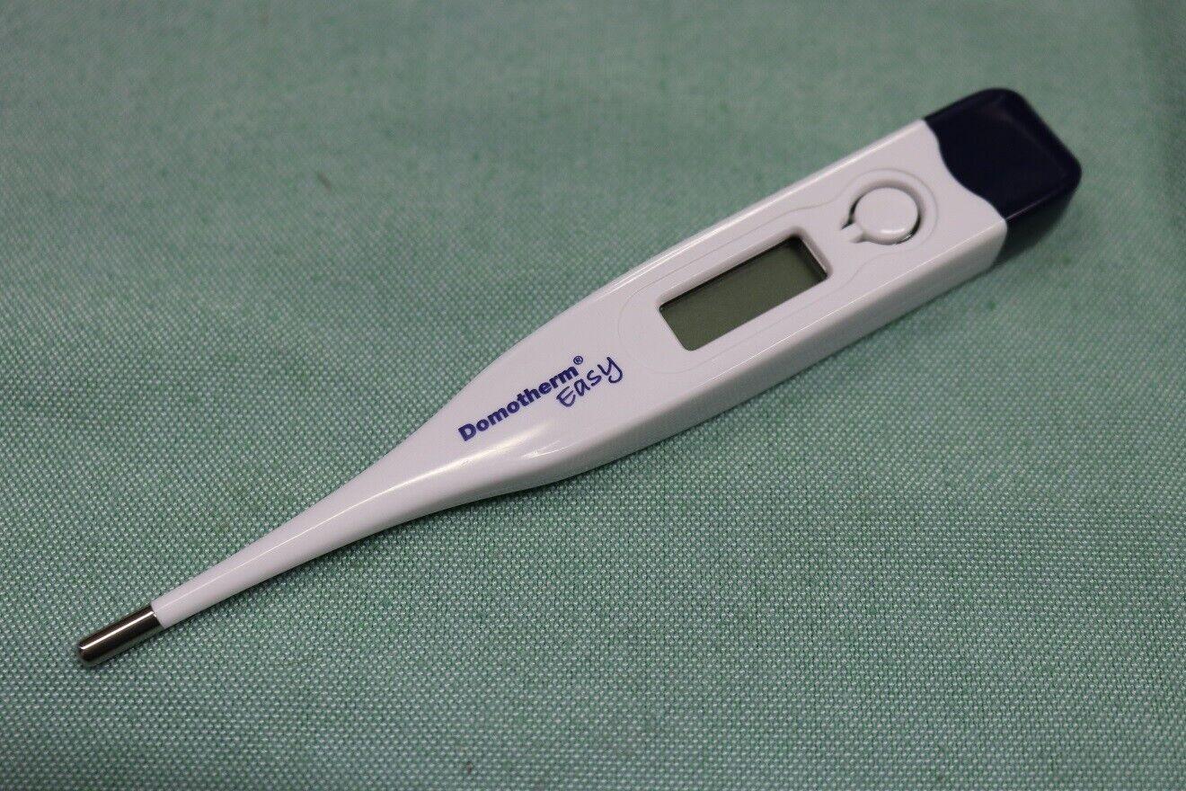 Fieberthermometer NEU Digital Thermometer Fieber Medizin Domotherm + Batterie